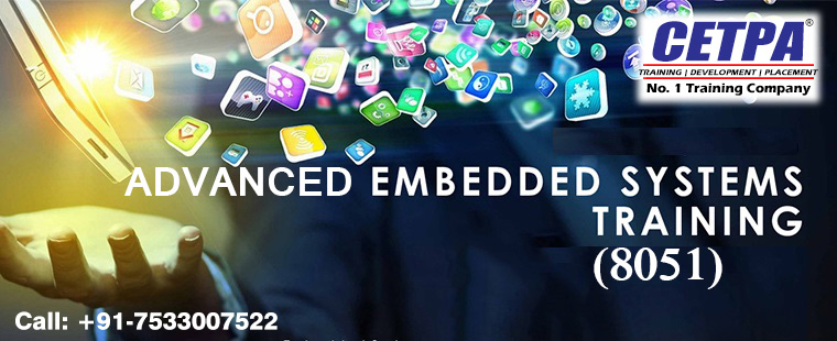 Advanced EMBEDDED Systems Training in Delhi