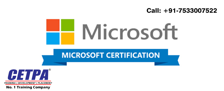 microsoft certification program training in delhi