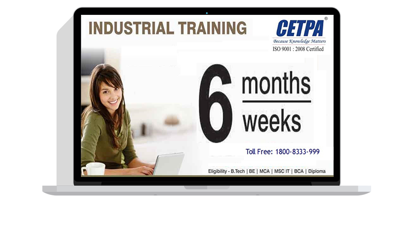 6 Months Training in Delhi